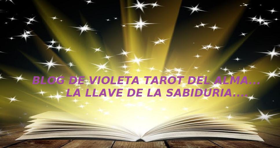 BLOG DE VIOLETA TAROT DEL ALMA