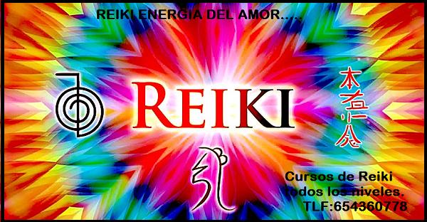 REIKI ENERGIA DEL AMOR