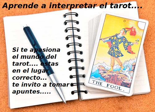 APRENDE A INTERPRETAR EL TAROT